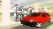 Daewoo Matiz I SE 1998 for GTA Vice City miniature 1