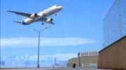 "Airbus A321-251 NX - ""Long Range"" House Colors for GTA San Andreas miniature 4"