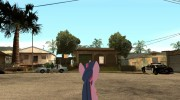 Twilight Sparkle for GTA San Andreas miniature 3