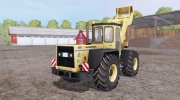 Hanomag 55D for Farming Simulator 2015 miniature 2