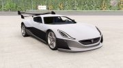 Rimac Concept One for BeamNG.Drive miniature 1