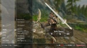 Ghosu - Horker Weapon Pack for TES V: Skyrim miniature 14