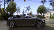 BMW Z4 for GTA San Andreas miniature 5