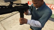 G36K (Animated) for GTA 5 miniature 2