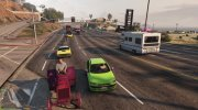 Traffic and Weapon Randomizer 0.9 for GTA 5 miniature 2