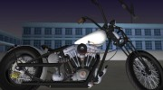 Harley-Davidson Shovelhead for GTA Vice City miniature 3
