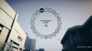 Colorful HUD (Weapons, Radio and Map Blips) for GTA 5 miniature 4