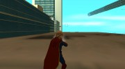 Supergirl Legendary from DC Comics Legends для GTA San Andreas миниатюра 4