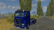 MAN TGX HKL with container v 5.0 Rost for Farming Simulator 2013 miniature 1