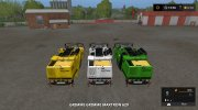 GRIMME MAXTRON 620 Multicolor v1.0.0 for Farming Simulator 2017 miniature 3
