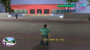 Taxi for GTA Vice City miniature 2