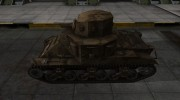 Скин в стиле C&C GDI для M2 Medium Tank for World Of Tanks miniature 2