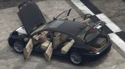2004 BMW 760Li Individual v1.2 for GTA 5 miniature 6