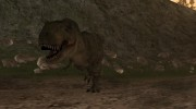 Dinosaurs Attack mod for GTA San Andreas miniature 1