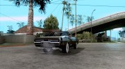 Dodge Charger R/T 1969 для GTA San Andreas миниатюра 4