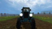 МТЗ 82 Small Kabin для Farming Simulator 2015 миниатюра 4