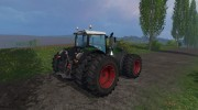 Fendt Vario 1050 for Farming Simulator 2015 miniature 9