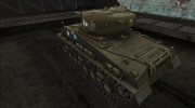 Шкурка для M4A3E8 Sherman for World Of Tanks miniature 3