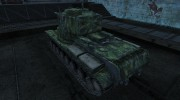 Шкурка для КВ-5 for World Of Tanks miniature 3