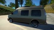 GMC Savana for GTA San Andreas miniature 5