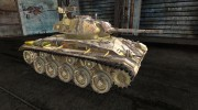 Шкурка для M24 Chaffee for World Of Tanks miniature 5