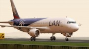 Airbus A320-200 LAN Airlines - 80 Years Anniversary (CC-CQN) for GTA San Andreas miniature 15
