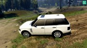 Range Rover Sport for Spintires 2014 miniature 2