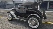 Ford T 1927 Roadster for GTA 5 miniature 6