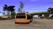 Ikarus Е91 for GTA San Andreas miniature 4