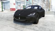 Maserati GranTurismo MC Stradale for BeamNG.Drive miniature 1