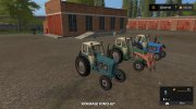 ЮМЗ-6Л версия 1.0.0.2 от 06.09.19 for Farming Simulator 2017 miniature 1