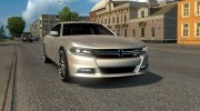 Dodge Charger for Euro Truck Simulator 2 miniature 3