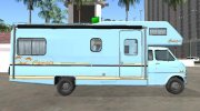 Ford Econoline E-200 1973 Motorhome for GTA San Andreas miniature 6