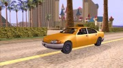 GTA 3 Taxi for GTA San Andreas miniature 2