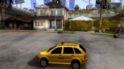 Skoda Fabia Combi Taxi for GTA San Andreas miniature 2
