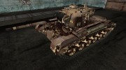 Pershing от Kubana for World Of Tanks miniature 1