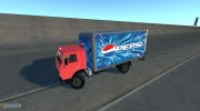 КамАЗ-5325 Pepsi for BeamNG.Drive miniature 5