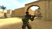Hybrid M4A1 v2.0 для Counter-Strike Source миниатюра 4
