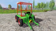 Rasant BergTrac for Farming Simulator 2015 miniature 3