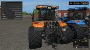 CAT Challenger MT800E Multicolor for Farming Simulator 2017 miniature 12