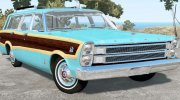 Ford Country Squire 1966 for BeamNG.Drive miniature 1