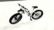 Велосипед Fatbike for GTA San Andreas miniature 1