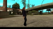 Dana Scully (The X-Files) для GTA San Andreas миниатюра 5