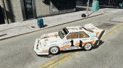 Audi Quattro Group B для GTA 4 миниатюра 2