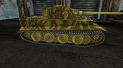 Шкурка для PzKpfw VI Tiger для World Of Tanks миниатюра 5