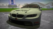 BMW M3 GT2 for GTA Vice City miniature 3