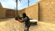 Six-colour desert steyr aug for Counter-Strike Source miniature 5