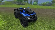 Lizard ATV for Farming Simulator 2013 miniature 2