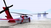 HH-60 Jayhawk USCG for GTA San Andreas miniature 4