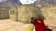 М4А1 Хот-род for Counter Strike 1.6 miniature 3
